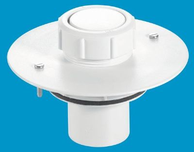 McAlpine Shower Gully Conversion Cover with 1.1/2 Boss CPTSG - 39000035